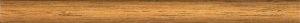 Керамический бордюр 25x2 Дерево беж матовый 116