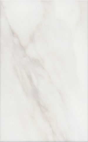 Керамическая плитка 25х40 Гран Пале белый 6343