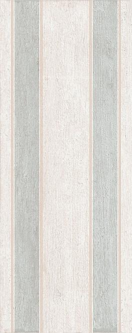 Керамическая плитка 20х50 Кантри Шик полоски 7187