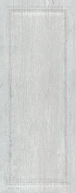 Керамическая плитка 20х50 Кантри Шик серый панель 7192