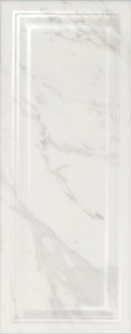 Керамическая плитка 20х50 Алькала белый панель 7199