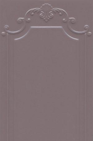 Керамическая плитка 20х30 Планте коричневый панель 8296