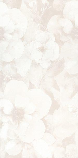 Керамическая плитка 30х60 Абингтон цветы обрезной 11089TR