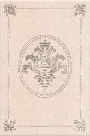 Керамический декор 20х30 Традиция AD\A178\8234