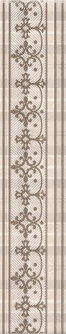 Керамический бордюр 30х5,7 Традиция AD\A183\8236