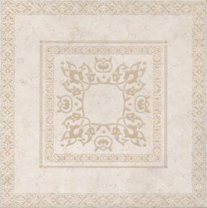 Керамическая вставка 50,2x50,2 Резиденция обрезной AD\A328\SG4539