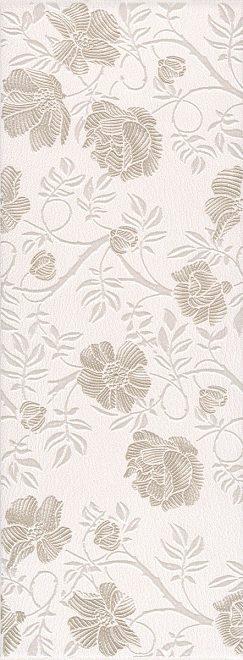 Декор 15x40 Сафьян Цветы AR146\15054