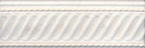 Керамический бордюр 30x10 Белгравия светлый обрезной BBA001R