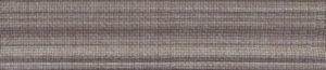 Керамический бордюр 25х5,5 Багет Трокадеро коричневый BLE004