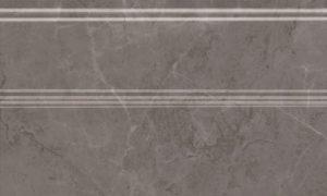 Керамический плинтус 25х15 Гран Пале серый FMB011
