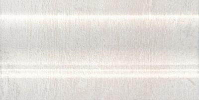 Керамический плинтус 20х10 Кантри Шик белый FMC010