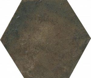 Керамический гранит 29x33 Площадь Испания коричневый темный SG27007N