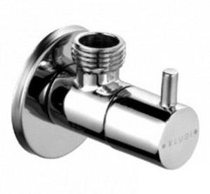 Кран угловой G1/2xG1/2 с керамическим картриджем KLUDI 1584305-00