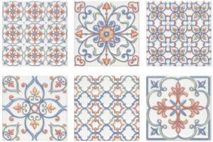 Керамическая плитка 20х20 Суррей 5227