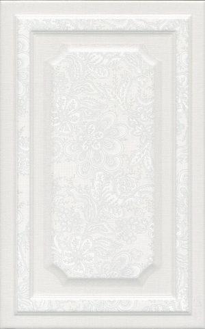 Керамическая плитка 25х40 Ауленсия серый панель 6389