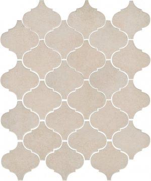 Керамическая плитка мозаичная 26х30 Арабески котто 65002