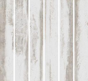 Керамический гранит 13х80 Колор Вуд белый обрезной DD732200R