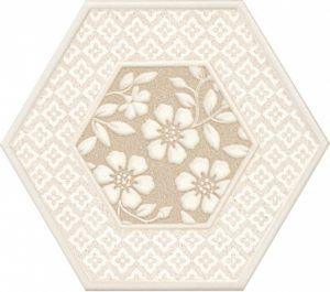 Керамический декор 20х23,1 Лафайет HGD\A286\24001
