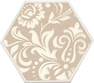 Керамический декор 20х23,1 Лафайет HGD\A290\24001