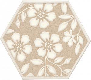 Керамический декор 20х23,1 Лафайет HGD\A303\24001