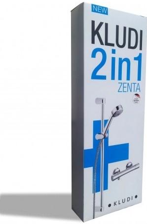 Душевой комплект 2 в 1 KLUDI ZENTA HU9015
