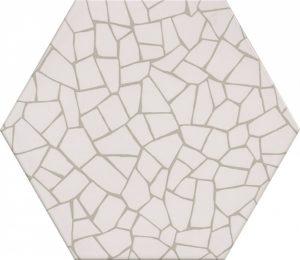 Керамический гранит 29х33 Парк Гуэля белый SG27009N