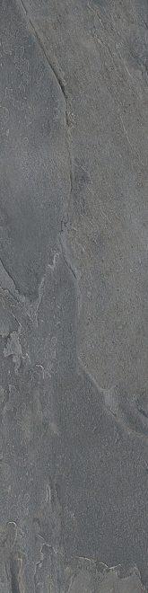 Керамический гранит 15х60 Таурано серый темный обрезной SG313700R