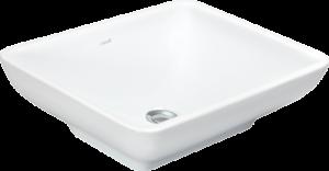 Умывальник на столешницу белый 40*50 см CREAVIT TP140.00000
