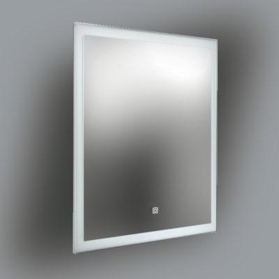 Зеркало с подсветкой и сенсором 60 см