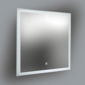 Зеркало с подсветкой и сенсором 80 см