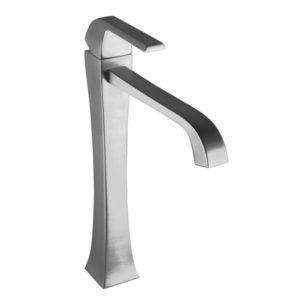 Однорычажный смеситель для раковины с высоким изливом и керамическим картириджем Ø25 мм DUNE Noken 100038903-N175190001