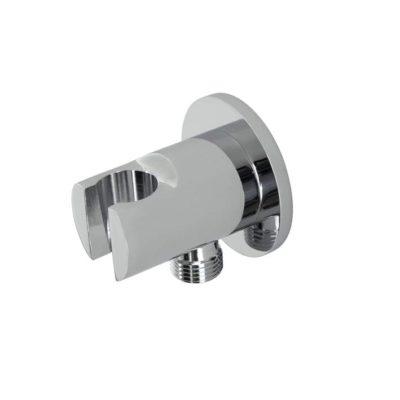 Настенный держатель для ручного душа, с подводом воды MOOD, хром Noken 100123143-N199999586