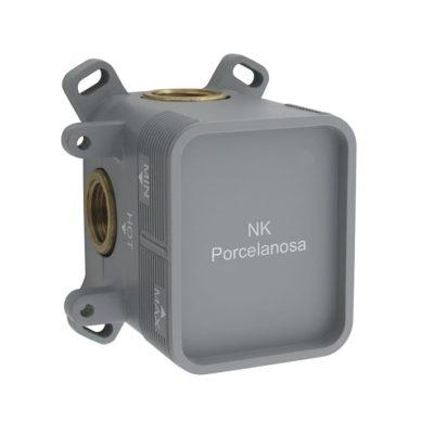 Универсальный встроенный корпус быстрой установки для смесителя с 1 выходом SMART Noken 100124166-N199999568