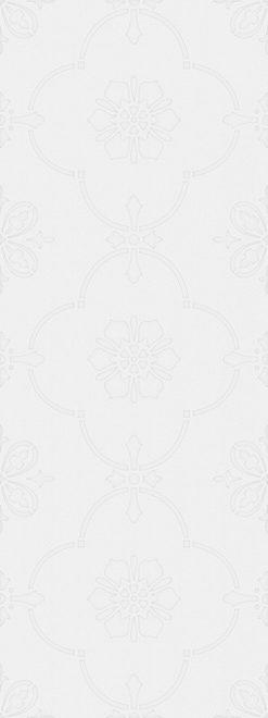 Керамическая плитка 15х40 Сорренто белый 2с