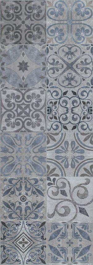 Плитка керамическая 31,6x90 Antique Blue