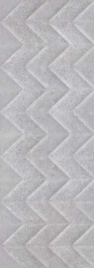 Плитка керамическая 31,6x90 Dover Spiga Acero