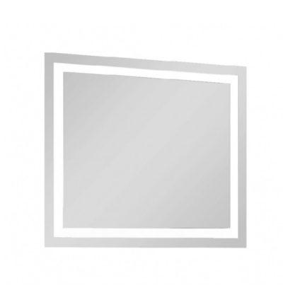 Зеркало Альфа 80 см настенное для ванной комнаты Akva Rodos