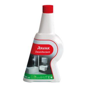Средство с дезинфицирующими свойствами RAVAK Desinfectant (500 ml) X01102